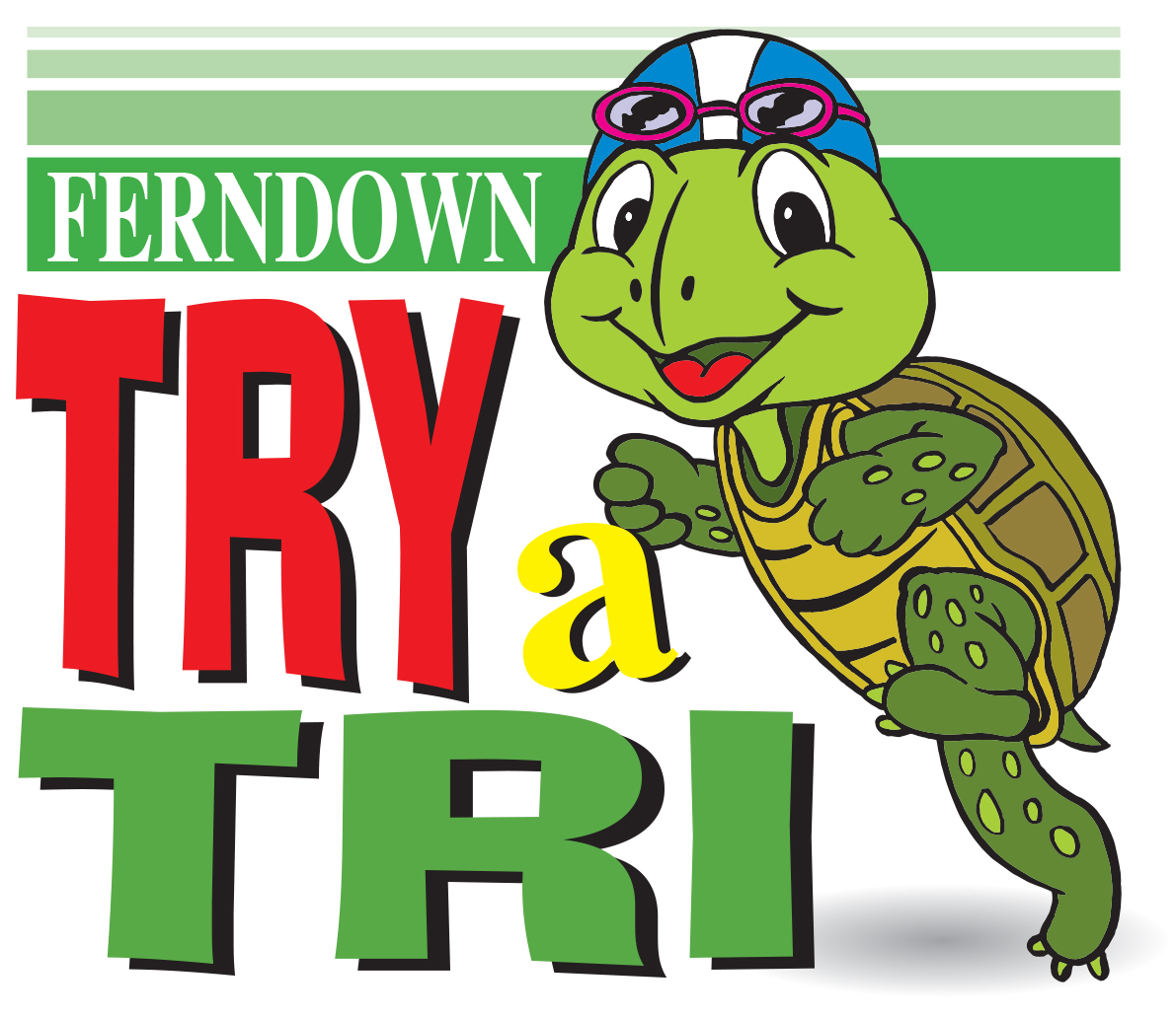 Ferndown Try a Tri 2016 for Adults & Children 8+