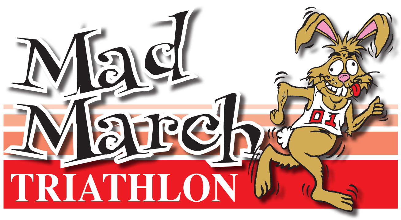 Mad March Triathlon 2019 for Adults & Children 5+